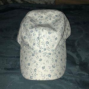 CHAPS floral hat! 🌸